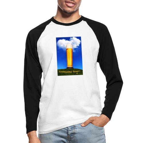4184RBild - Männer Baseballshirt langarm