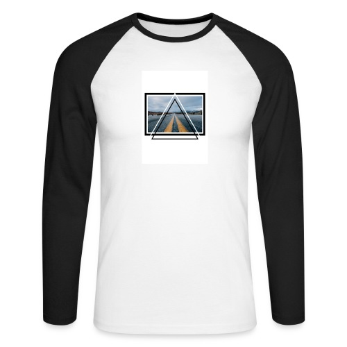 On the Road - T-shirt baseball manches longues Homme