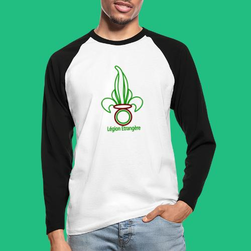 GRENADE LEGION - T-shirt baseball manches longues Homme