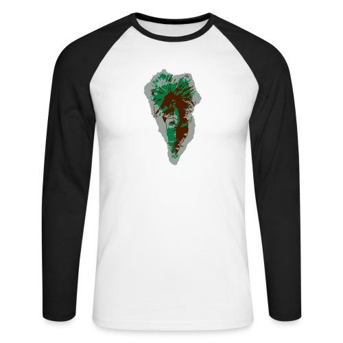 lapalma - Männer Baseballshirt langarm