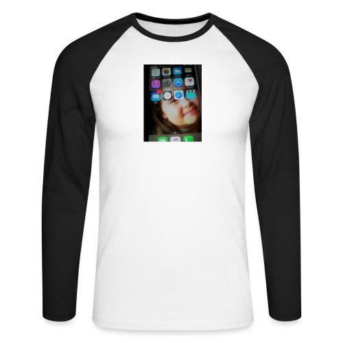 IMG 0975 - Men's Long Sleeve Baseball T-Shirt