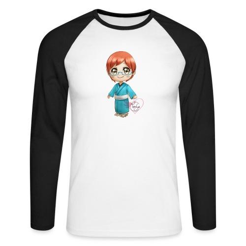 Morgan crossing - T-shirt baseball manches longues Homme