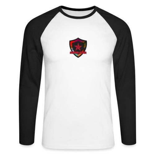 Super Star Design: Feel Special! - Men's Long Sleeve Baseball T-Shirt