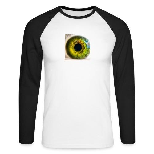 IMG 20180311 111555 - Men's Long Sleeve Baseball T-Shirt