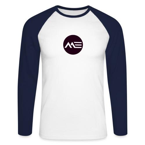 Teshirt sweet - T-shirt baseball manches longues Homme