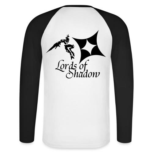 LoS 2010 - Männer Baseballshirt langarm