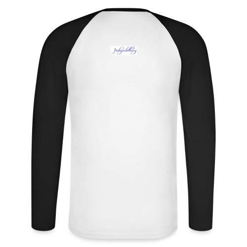 3rdeyeclothing - Männer Baseballshirt langarm