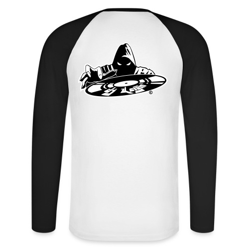 LogoJayflexo - T-shirt baseball manches longues Homme