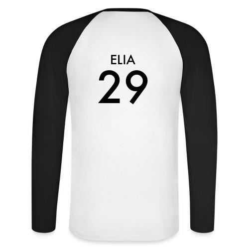 29 ELIA - Männer Baseballshirt langarm