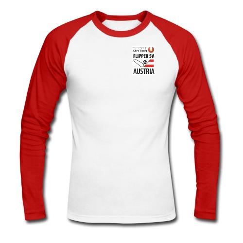 union fippersv - Männer Baseballshirt langarm
