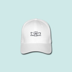 Wearing Glasses - Black - Casquette Flexfit