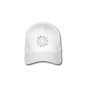 People of the word (type 2) - Cappello con visiera Flexfit