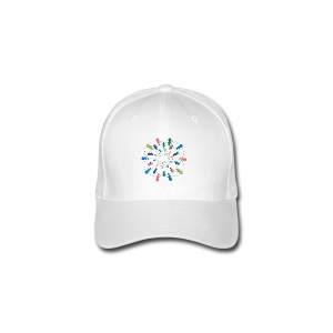 People of the word ( Type 1) - Cappello con visiera Flexfit