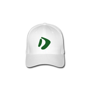 Logo D Green DomesSport - Flexfit Baseballkappe
