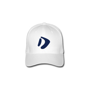 Logo D Blue DomesSport - Flexfit Baseballkappe