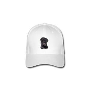 flatcoated retriever p - Flexfit baseballcap