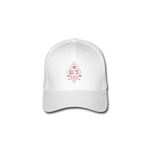 atwu_red - Flexfit Baseball Cap