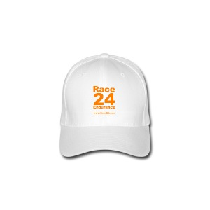 Race24 Large Logo - Flexfit Baseball Cap