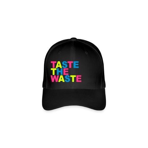 tastethewaste3farb - Flexfit Baseballkappe