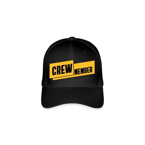 Crew Member JGA Film Team Braut Staff only! Party - Flexfit Baseball Cap