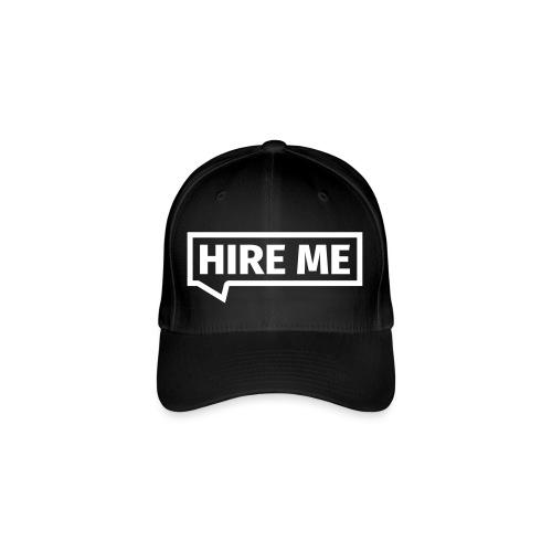 HIRE ME! (callout) - Flexfit Baseball Cap