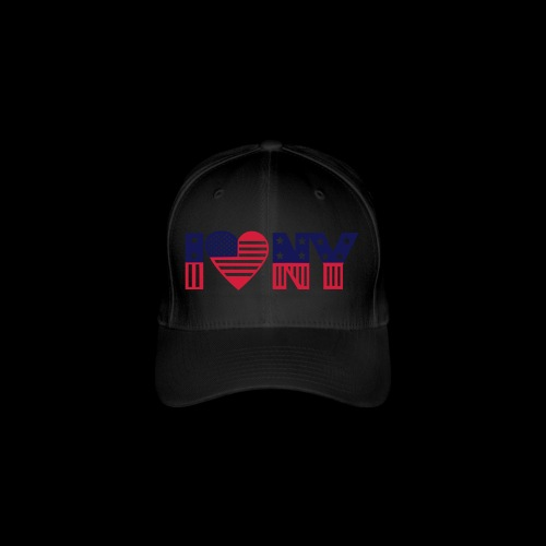I LOVE NEW YORK HORIZ - Flexfit Baseball Cap