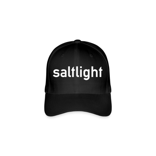 Saltlight WHITE - Flexfit Baseball Cap
