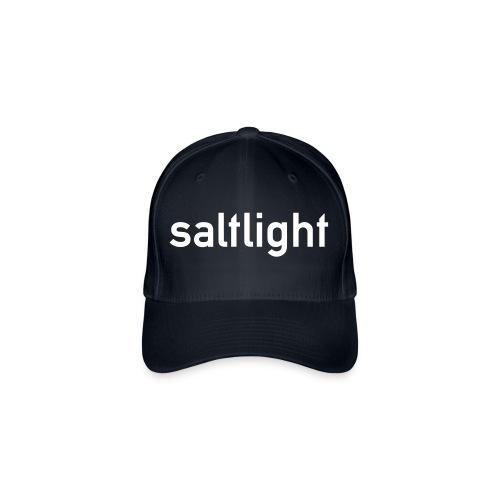 Saltlight WHITE - Flexfit Baseball Cap