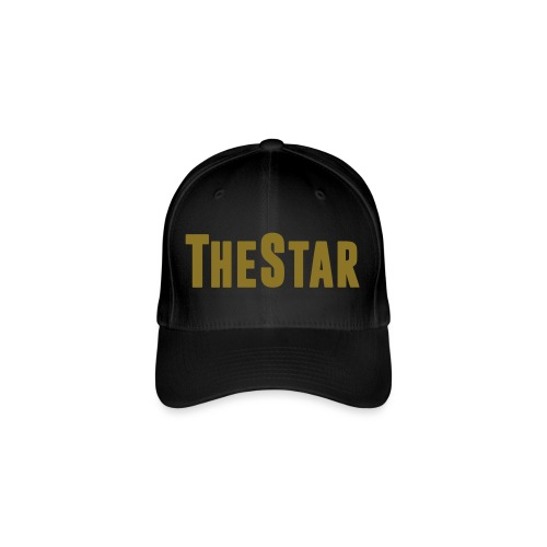 TheStar Official Logo - Cappello con visiera Flexfit