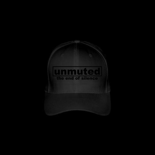 unmuted - Flexfit Baseballkappe