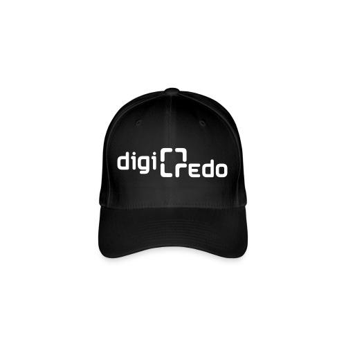 digiredo2 w - Flexfit baseballcap