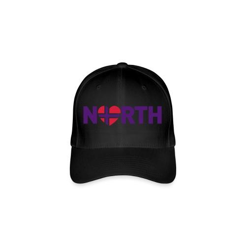 Nord-Norge på engelsk - plagget.no - Flexfit baseballcap