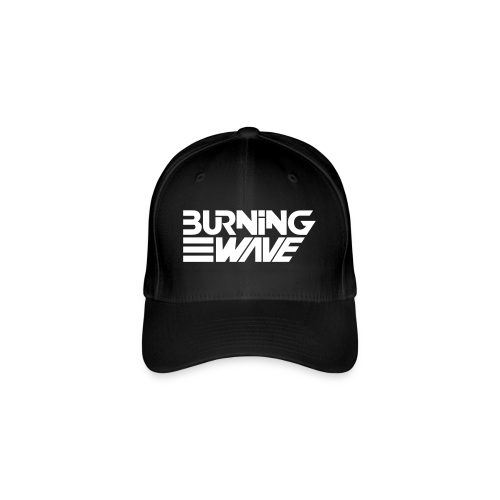 Burning Wave Block - Casquette Flexfit
