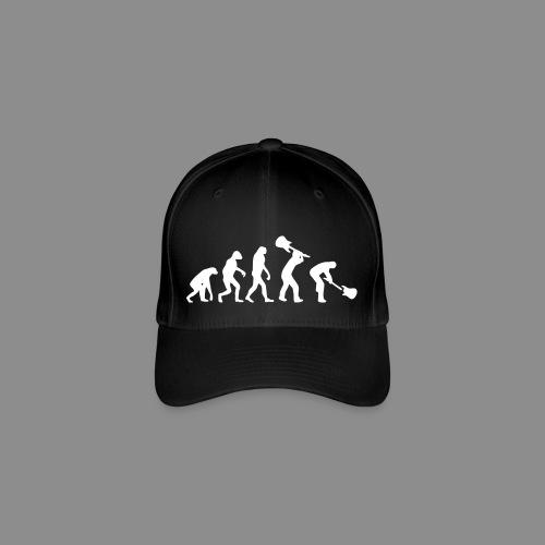 Evolution Rock - Gorra de béisbol Flexfit