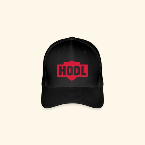 HODL TO THE MOON - Flexfit lippis