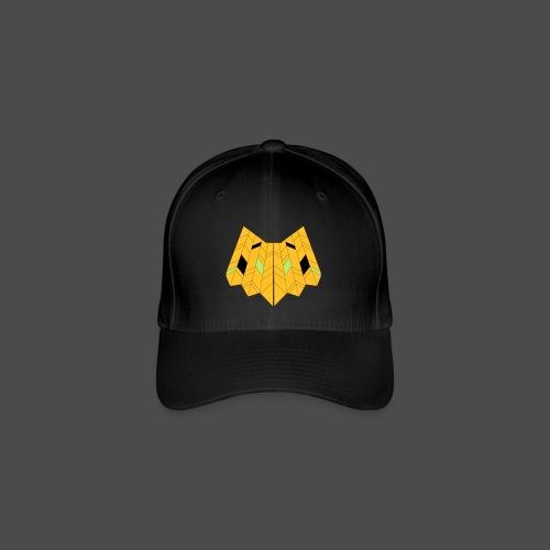 Owl Colour Redraw - Flexfit Baseball Cap