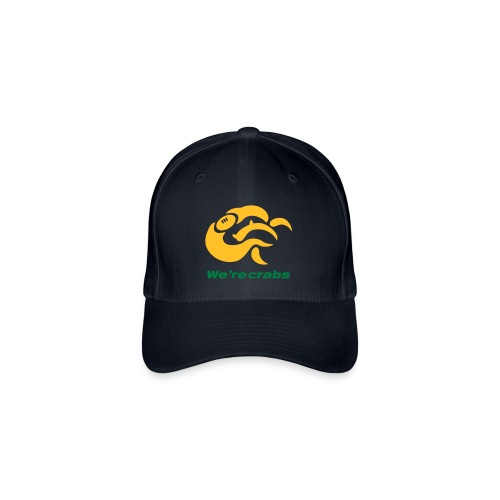 Crazycrab_Australia - Cappello con visiera Flexfit