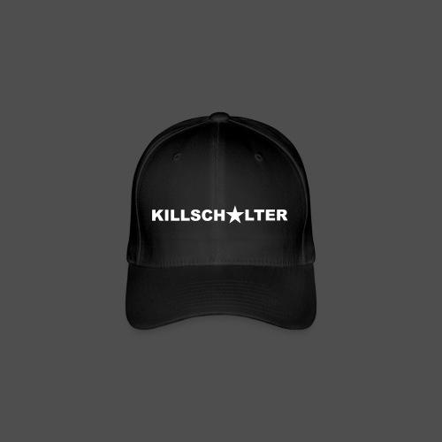 Napis KILLSCHALTER - Czapka z daszkiem flexfit