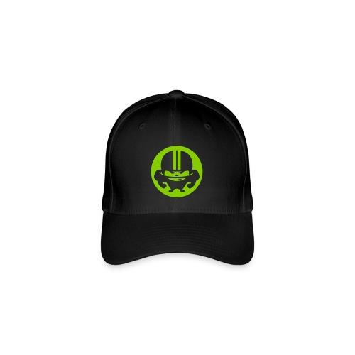 TJ CLASSIC GREEN - Flexfit Baseballkappe
