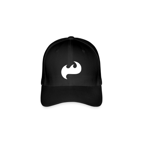 Highfish Logo - Flexfit Baseballkappe