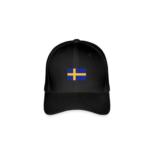 Svenska flaggan - Flexfit basebollkeps