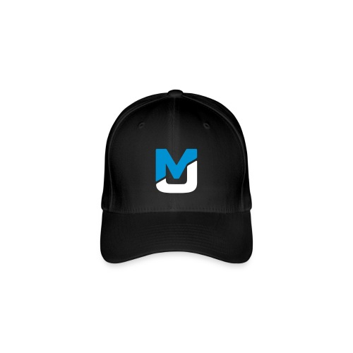 moejays logo 2013 spread sig - Flexfit Baseballkappe