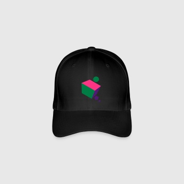 marca - Gorra de béisbol Flexfit