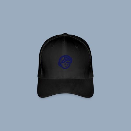 logo bb spreadshirt bb kopfonly - Flexfit Baseball Cap