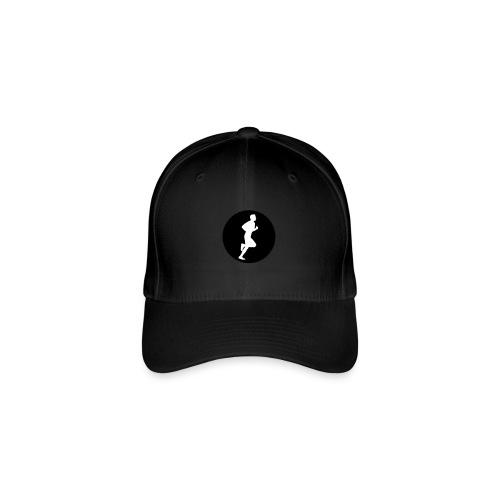 Sportlershirt Logo - Flexfit Baseballkappe