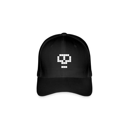 skull - Casquette Flexfit