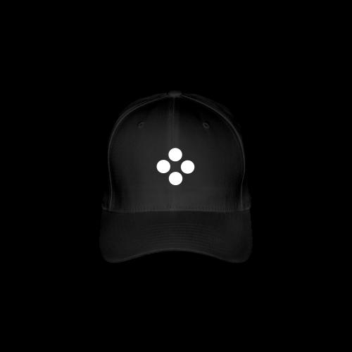 4dots trans - Flexfit Baseball Cap