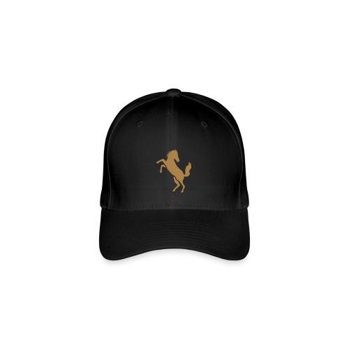 pferd 18 - Flexfit Baseballkappe