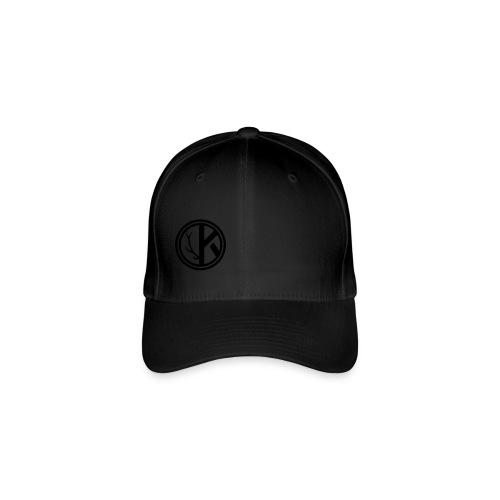 kernusian logo - Cappello con visiera Flexfit