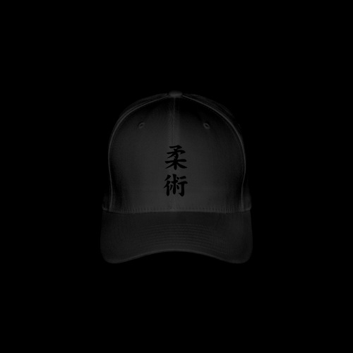ju jitsu - Czapka z daszkiem flexfit